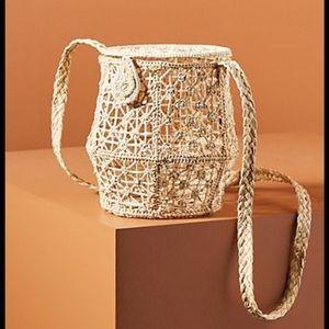 Brand New Anthropologie Bucket Bag